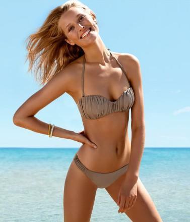H&M wiosna/lato 2013 - Toni Garrn