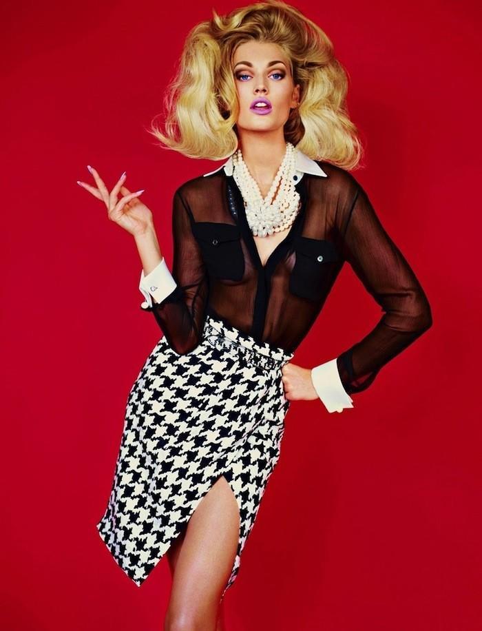 Toni Garrn - światowej sławy modelka!