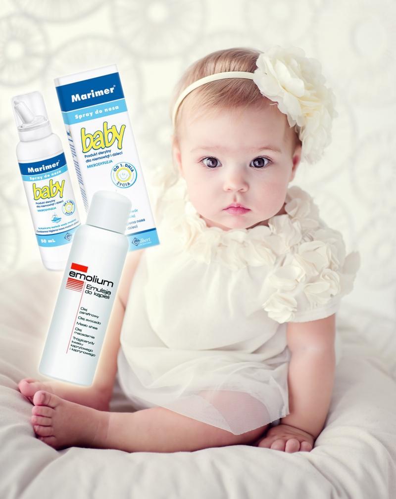 Top 10 propozycji kosmetyków dla niemowlaka!