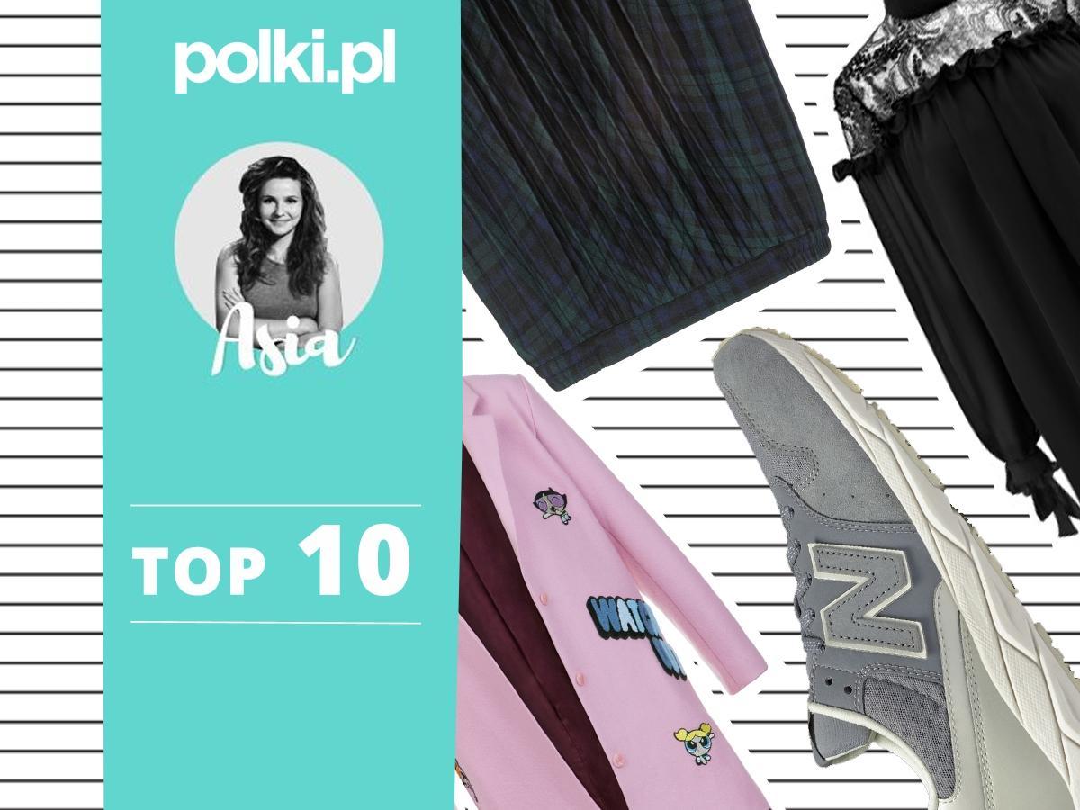 Top 10 września - wybór redaktor Mody