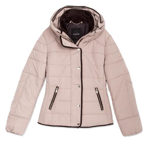 Zimowa, pikowana kurtka, Reserved