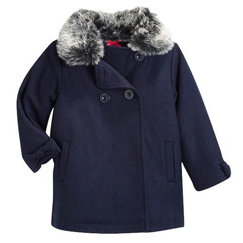 Zimowa kurtka z futrzanym kołnierzem, Tape a `olei