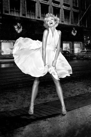 Top Model: modelki jako gwiazdy filmowe - galeria