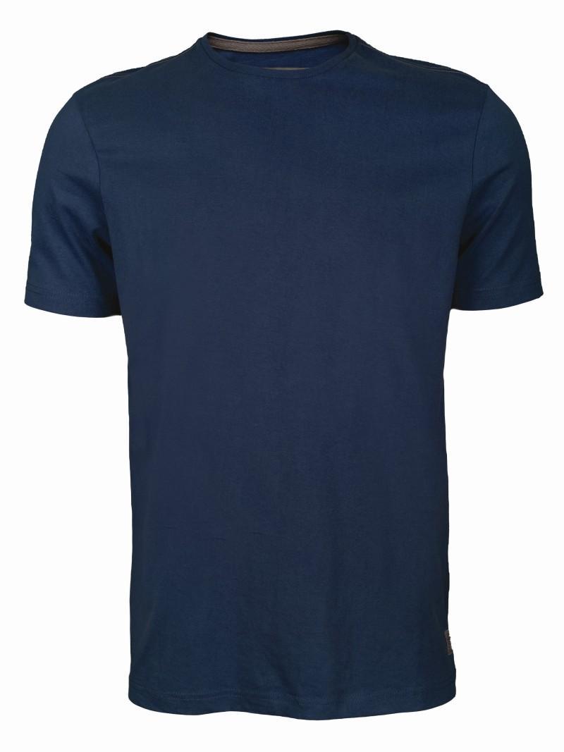 granatowy t-shirt Top Secret - kolekcja wiosenna