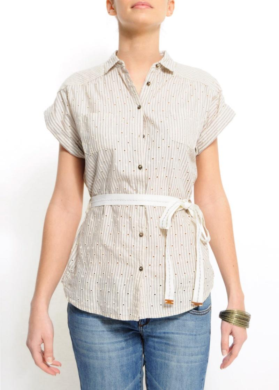 bluzka Mango - moda wiosna/lato