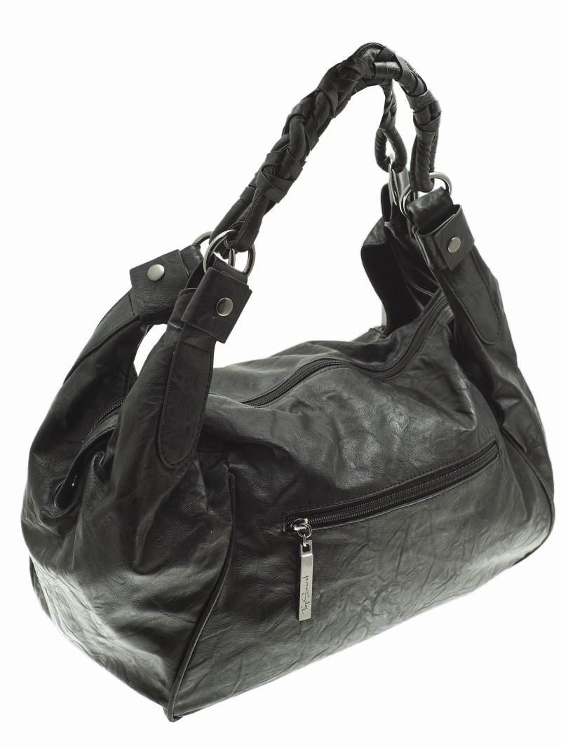 be14116a1d19e czarna torebka Top Secret - moda 2010 - Torbki z kolekcji Top Secret ...