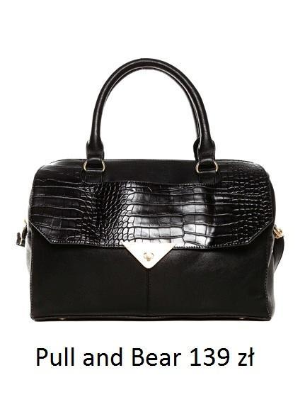 Torby i torebki w klasycznej czerni - przegląd