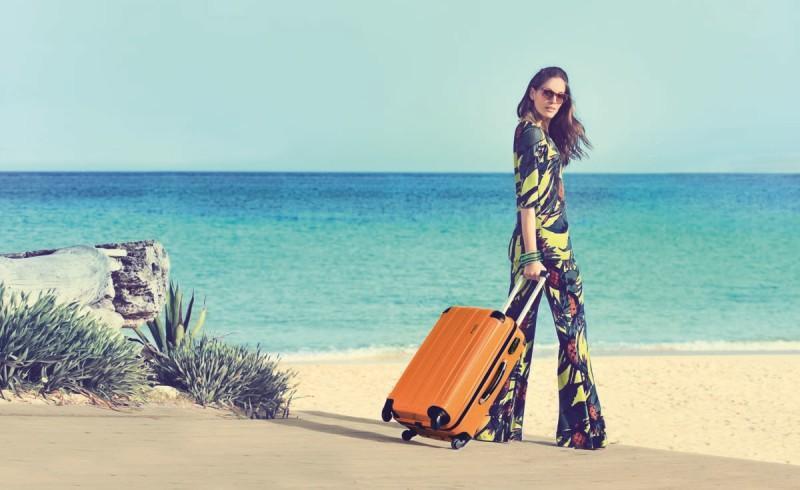 Torby plażowe i koszyki Carpisa - lato 2013