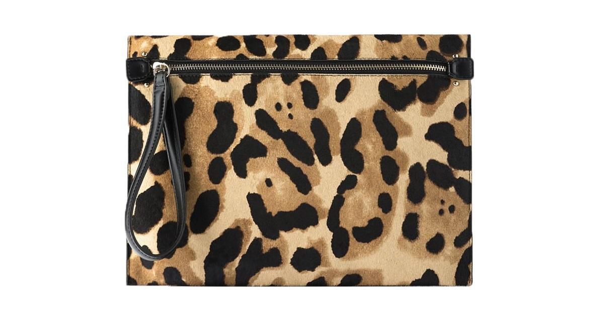 torebka w panterkę Zara
