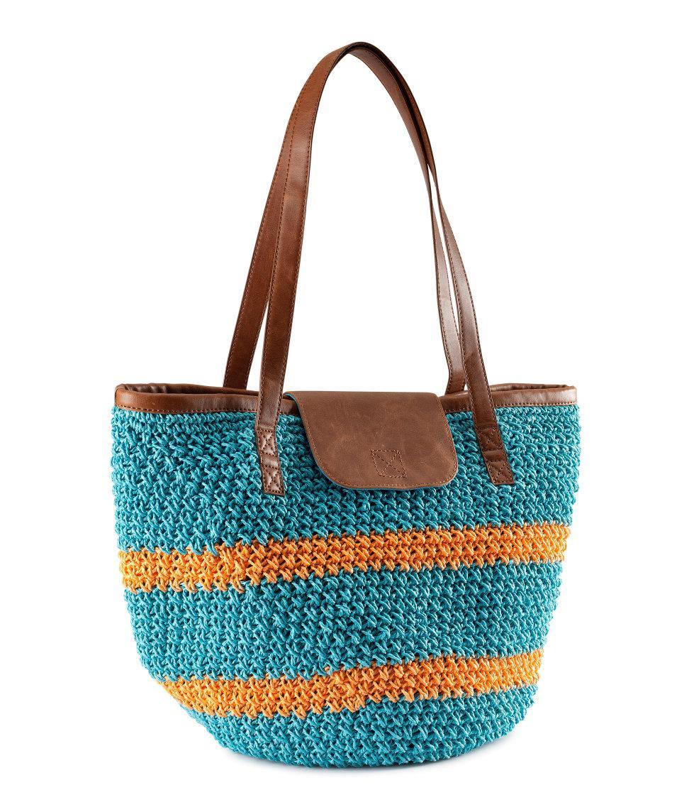 kolorowa torebka H&M - kolekcja na wiosnę