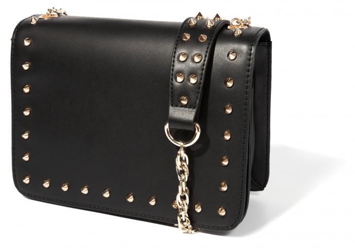 mała torebka Mohito w kolorze czarnym - trendy na lato