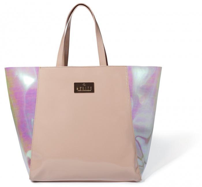 modna torebka Mohito w kolorze jasnoróżowym - trendy na lato