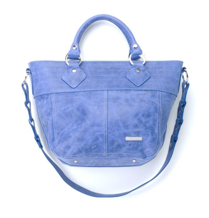 niebieska torebka Ryłko - kolekcja wiosenno/letnia