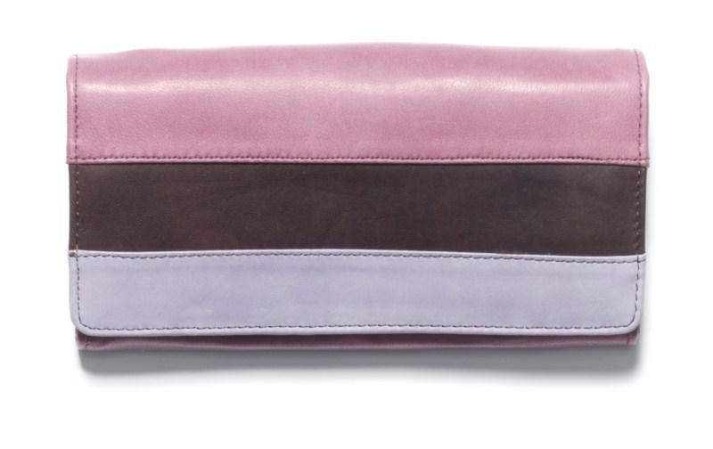 kolorowa torebka Ryłko w pasy - kolekcja wiosenno/letnia