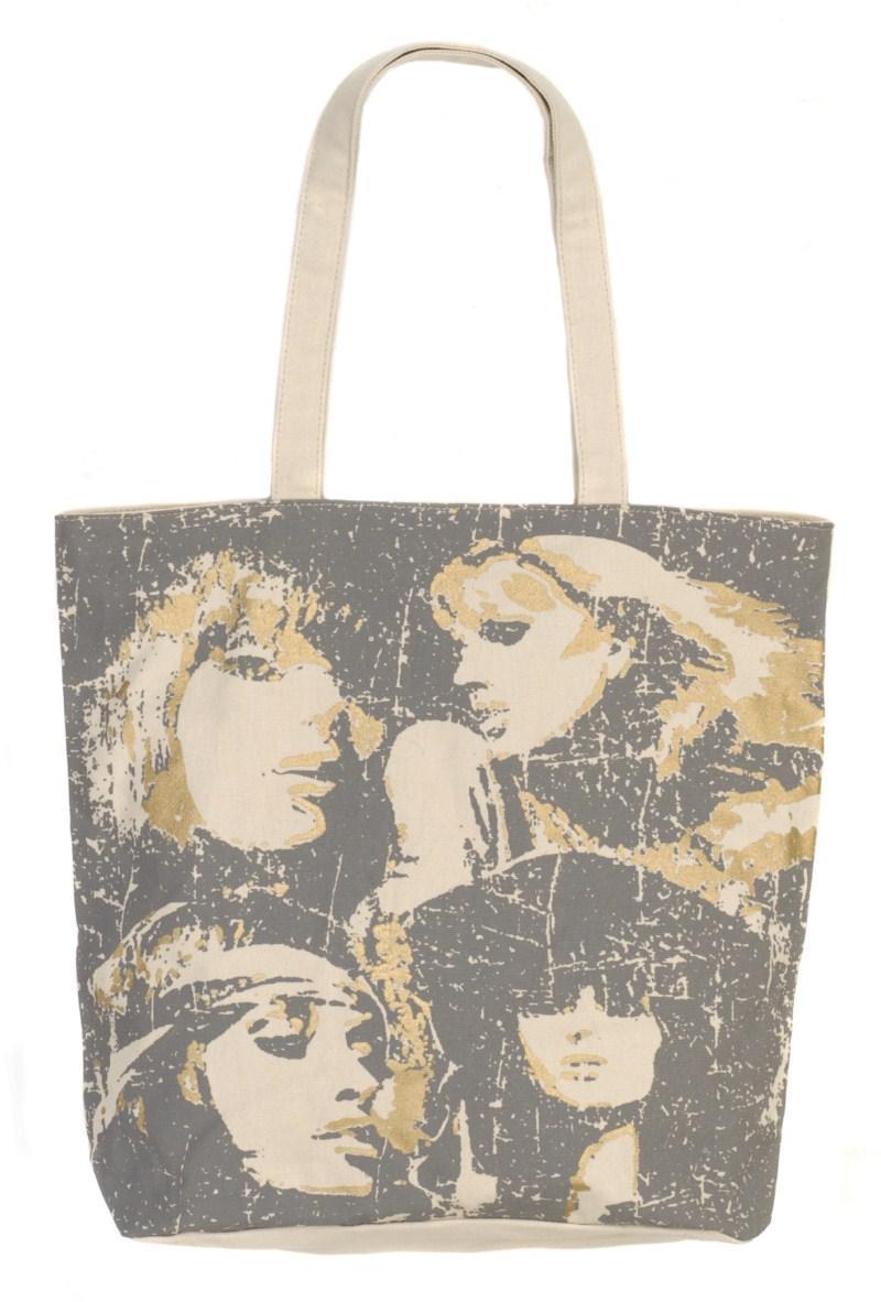 torba Carry z aplikacją - z kolekcji wiosna-lato 2011