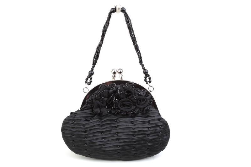 czarna torebka Quazi