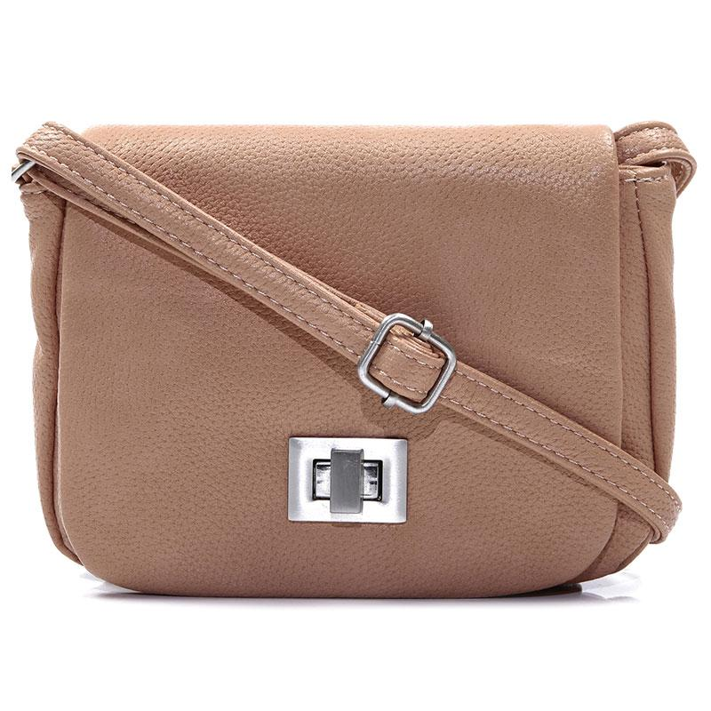 mała torebka Reserved w kolorze brązowym - modne torebki 2013