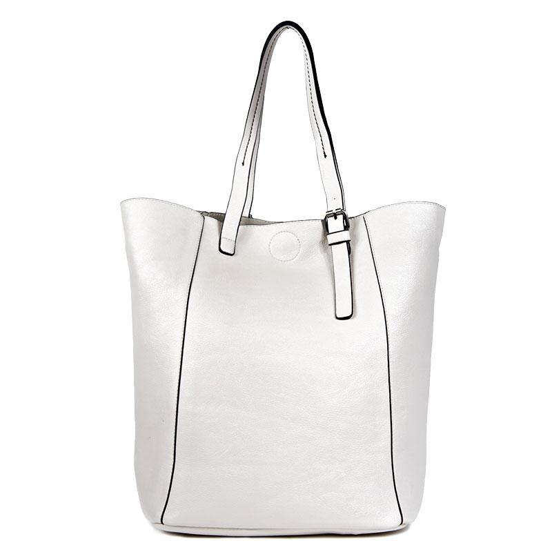 biała torebka Reserved - torebki na wiosnę i lato 2013
