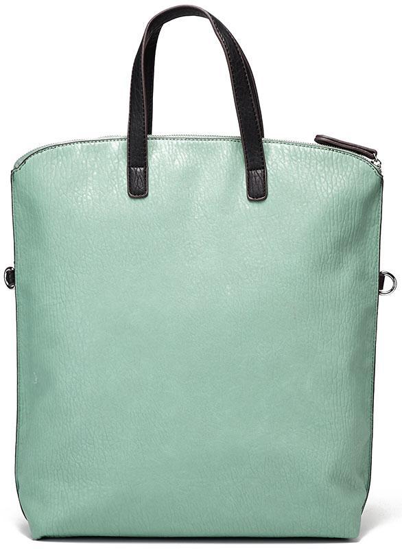 zielona torebka Reserved - modne torebki 2013