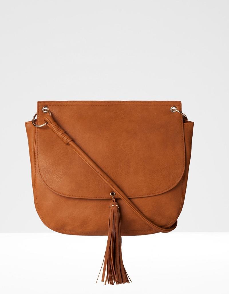 listonoszka Stradivarius w kolorze brązowym - torebki na lato