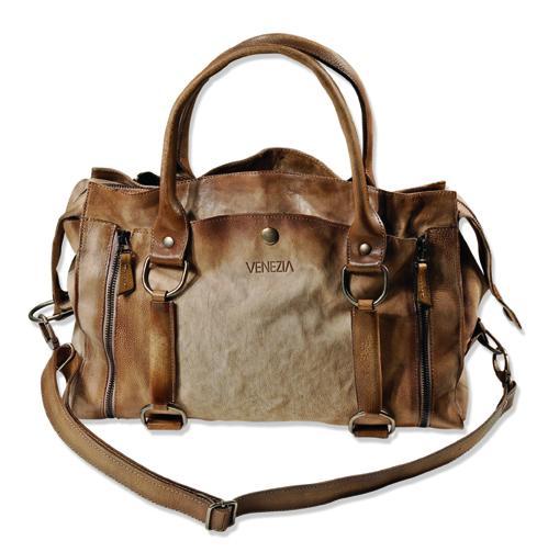brązowa torebka Venezia - moda 2011