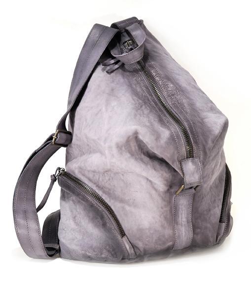 fioletowy plecak Venezia - kolekcja wiosenno/letnia