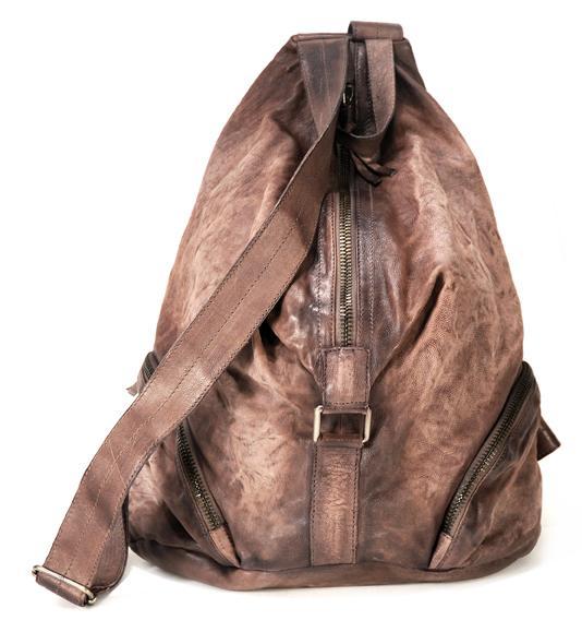 brązowy plecak Venezia - trendy wiosna-lato