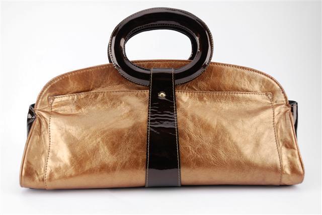 Torebki w brązie, złocie i beżach VENEZIA - jesień-zima 07/08 - zdjęcie