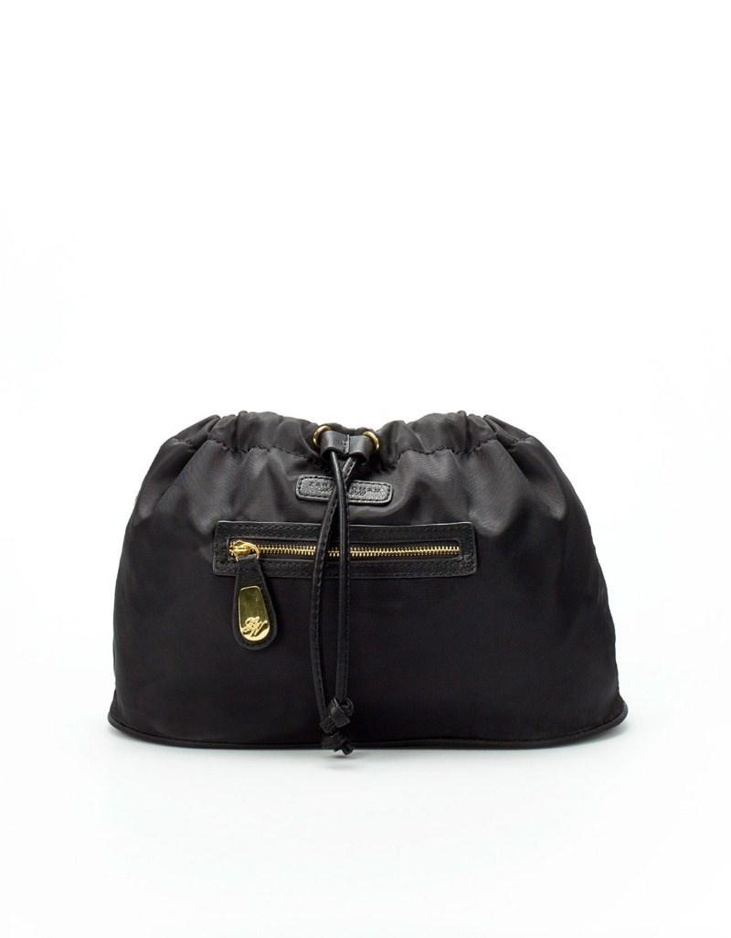 czarna torebka ZARA - kolekcja wiosenna