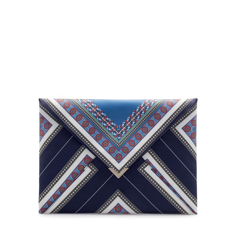 kopertówka ZARA we wzorki - modne torebki