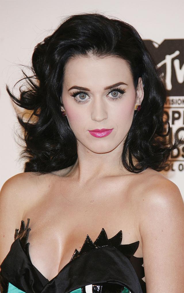 Katy Perry, styl gwiazd