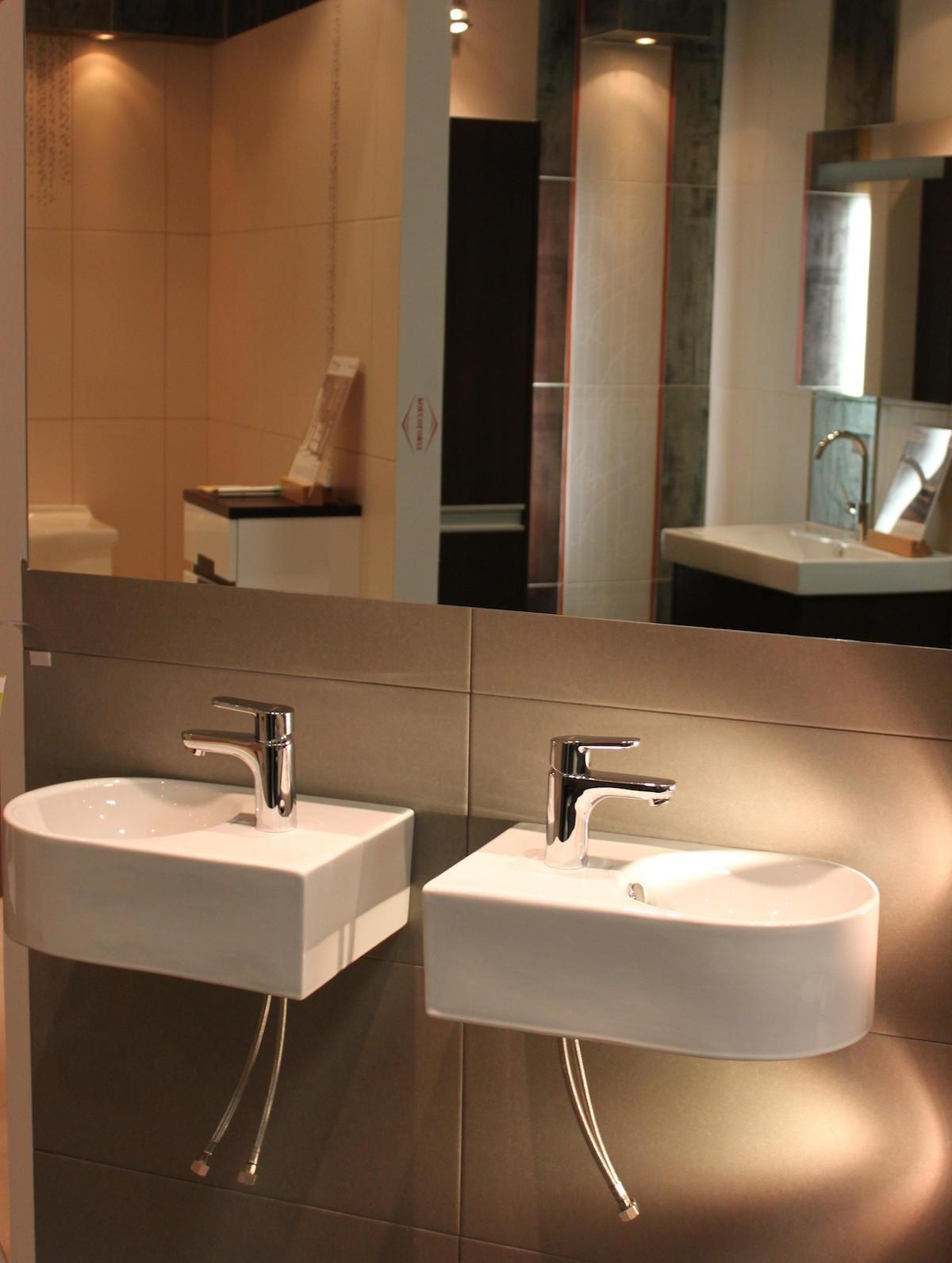 Umywalki łazienkowe mini Alterna