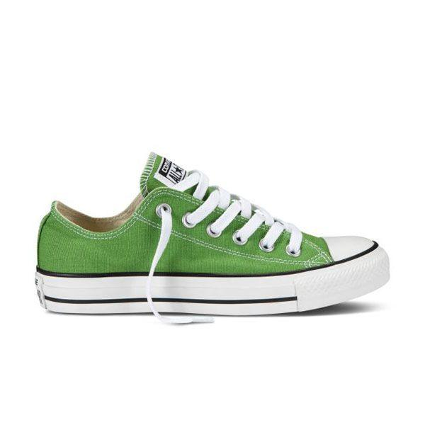 Zielone trampki Converse, cena