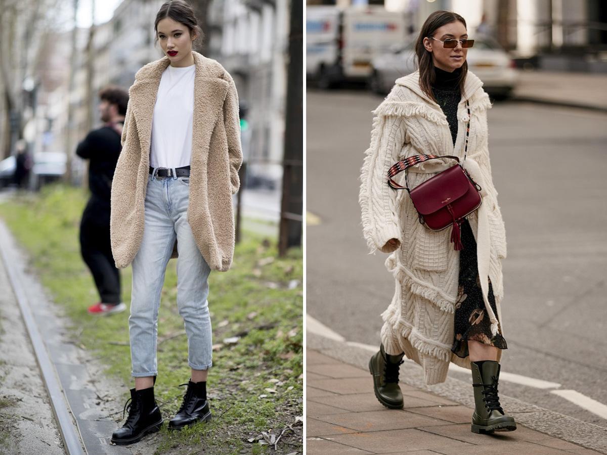 modne trapery damskie