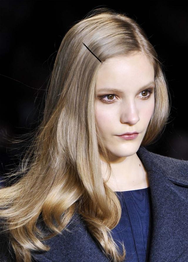 fryzura, trendy, jesień 2010
