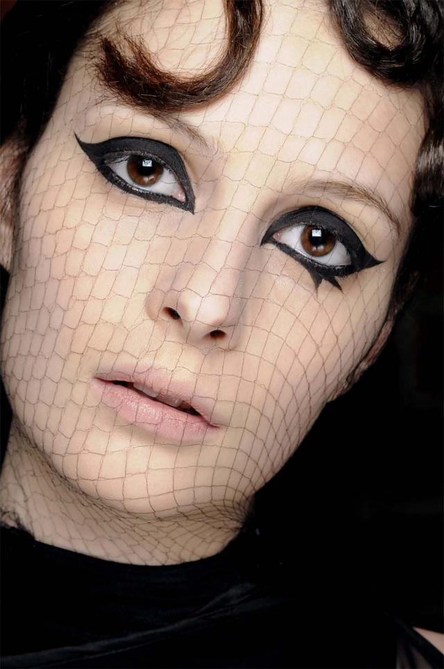makijaż, MAC, trendy, Satin eyes, jesień zima 2010/11