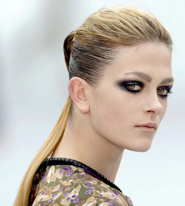 makijaż, trendy, jesień - zima 2011/12, modny makijaż, to jest hot