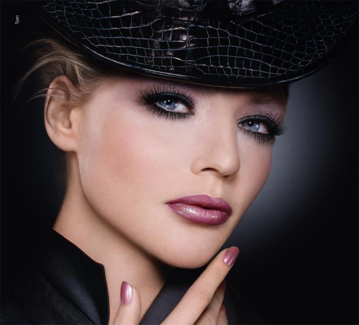 Dior, makijaż, trendy, jesień 2010