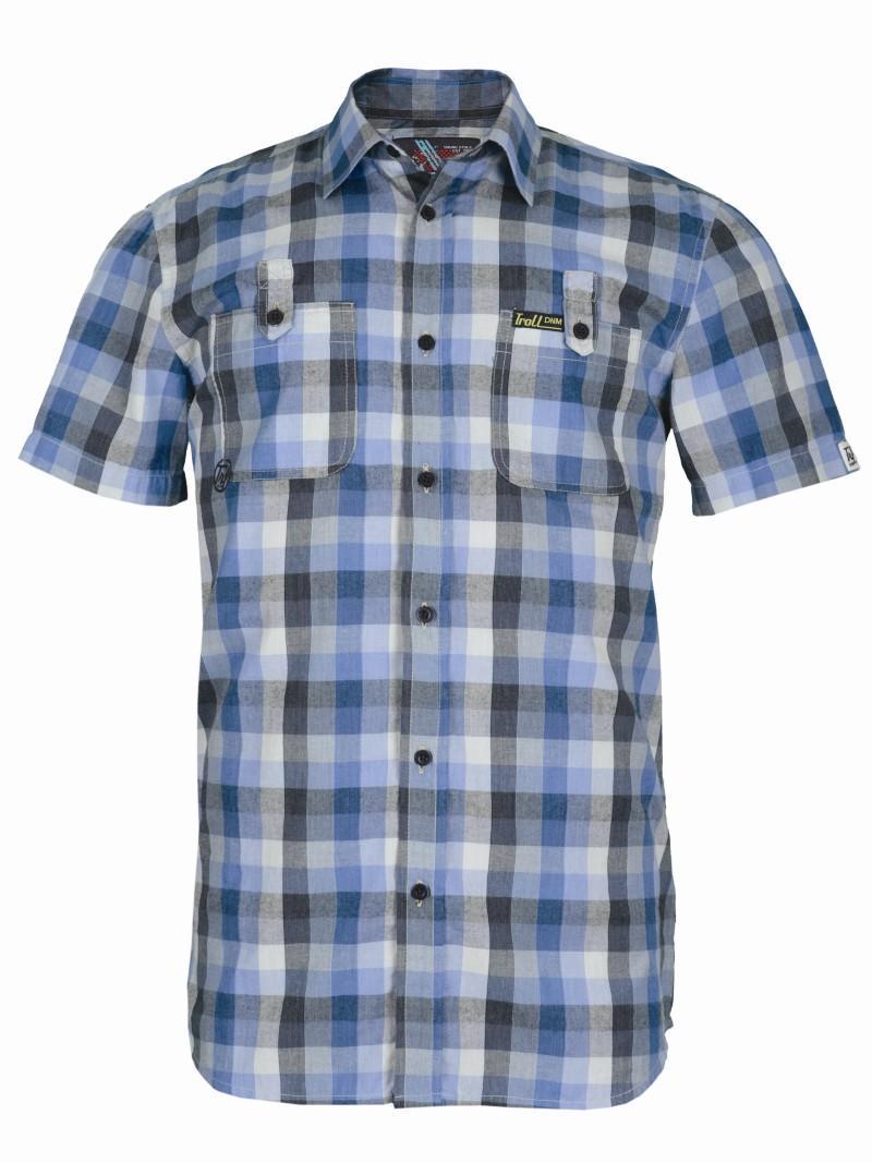 koszula Troll w kratkę - wiosna/lato 2011