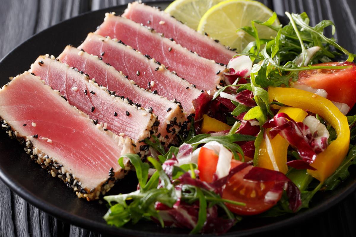 przepis na tuńczyka