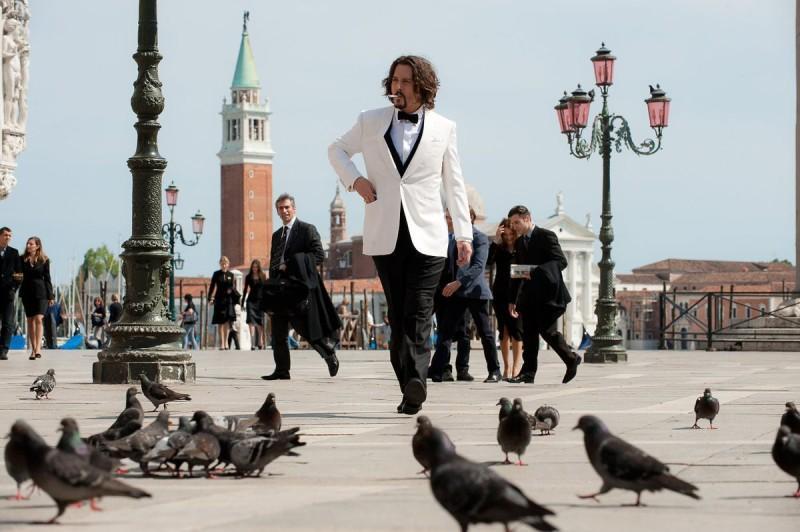 Turysta (reż. Florian Henckel von Donnersmarck) - zdjęcie
