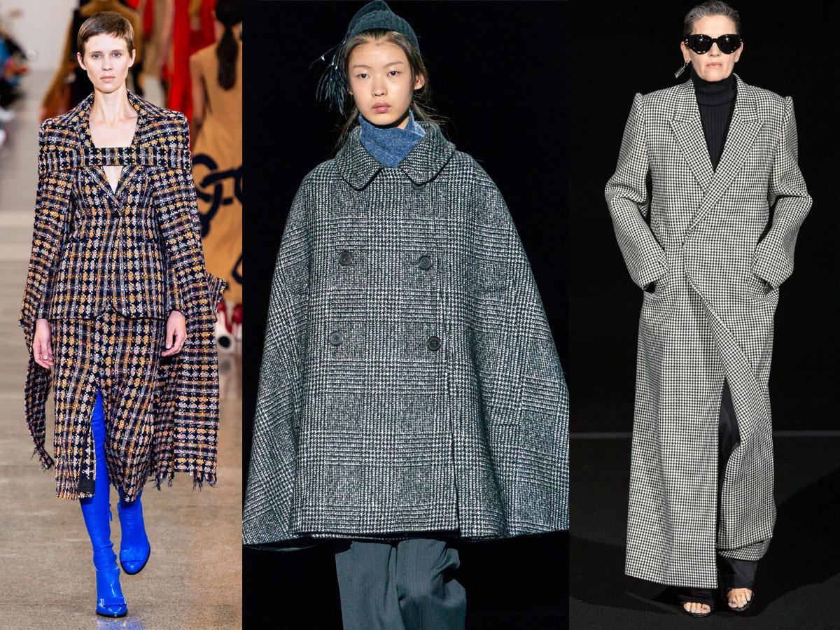 Tweed - trendy jesień zima 2019/2020