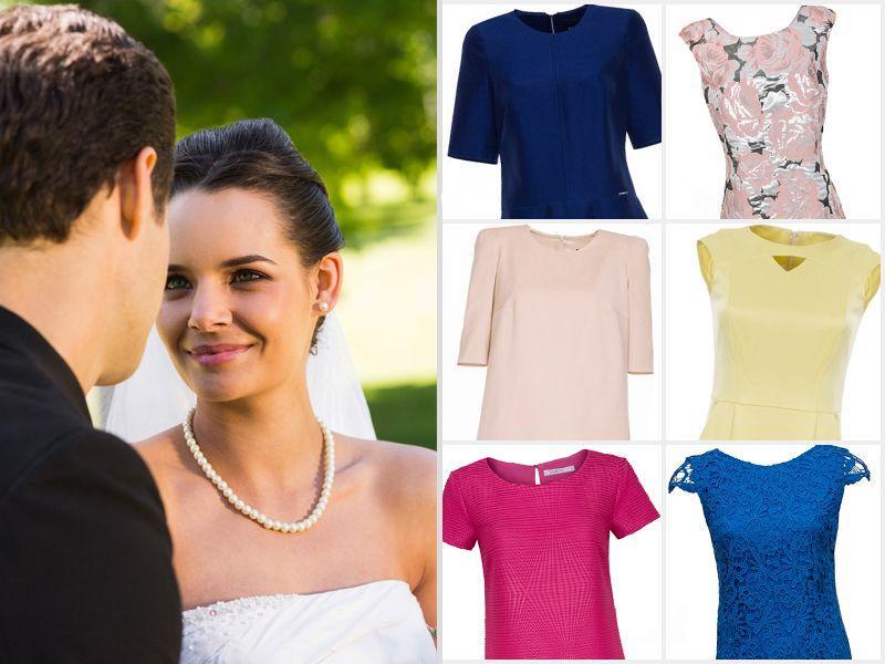 Sukienka Dla Matki Pary Młodej Przegląd Sukienek Trendy Sezonu