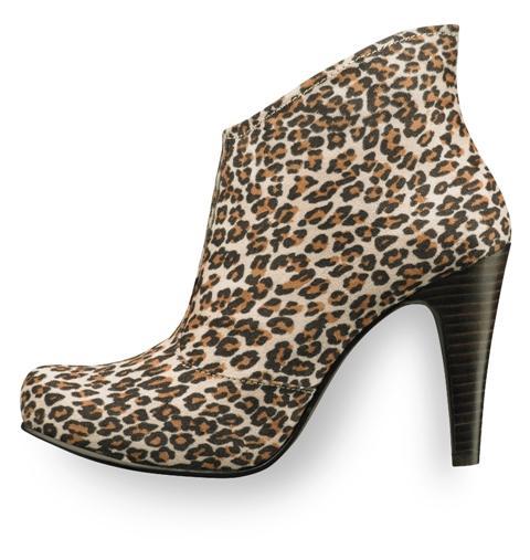 Tamaris, buty, botki, cętki