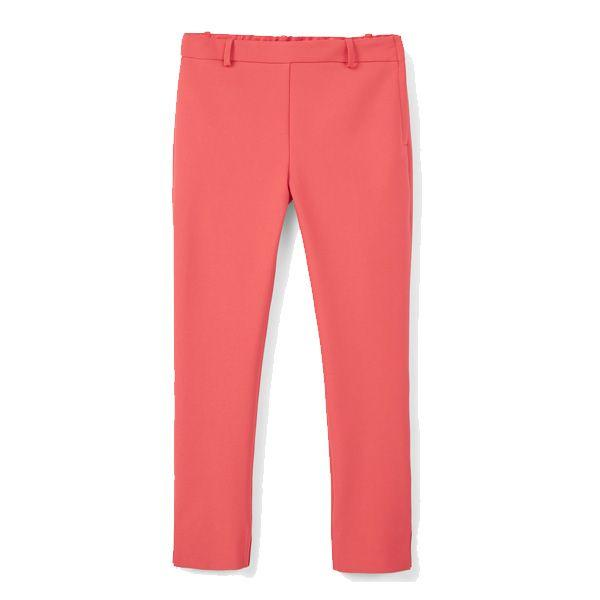 Czerwone spodnie Mango, cena
