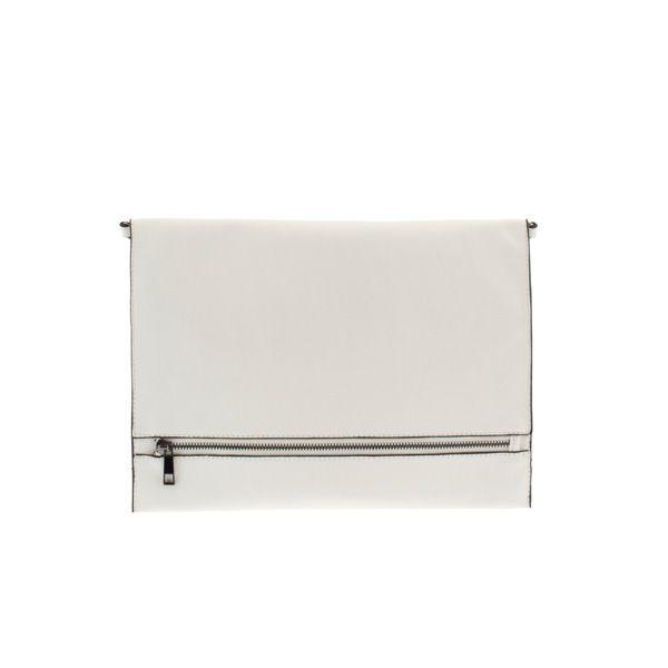 Biała kopertówka Parfois, cena