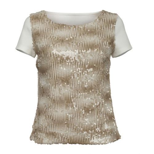 Wyprzedaże 2014, bluzka z cekinami, Bizuu