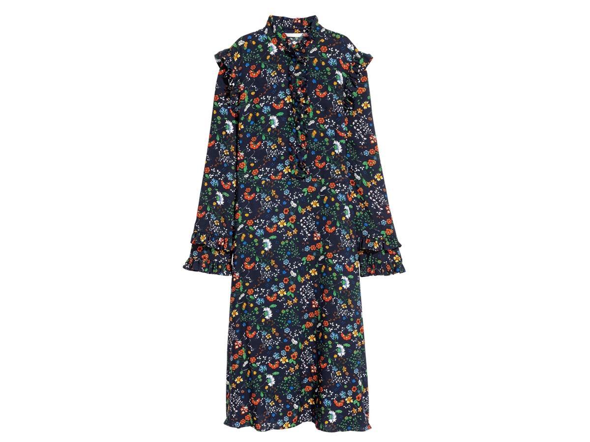 fd445ff8d1 Sukienka w kwiaty H amp ...
