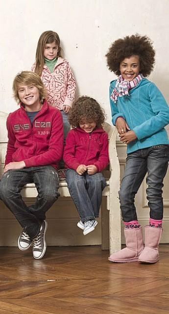 Ubranka dla dzieci marki Charles Vögele - galeria