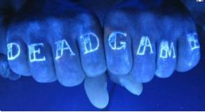 Ultrafioletowe tatuaże (galeria)